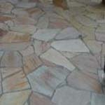 Crazy Paving, Landscaping